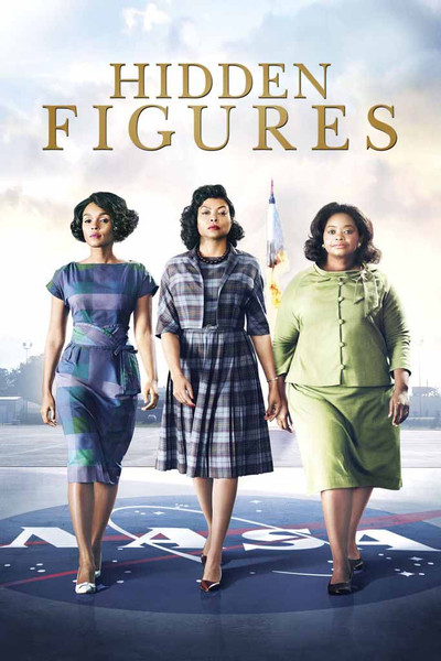 Hidden Figures [UltraViolet HD or iTunes]