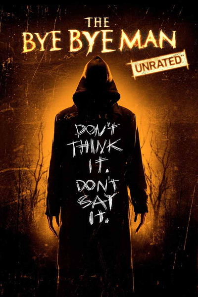 The Bye Bye Man UNRATED [UltraViolet HD]