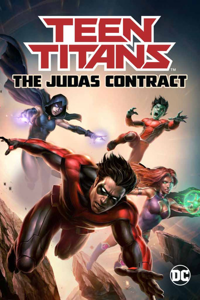 Teen Titans: The Judas Contract [UltraViolet HD]