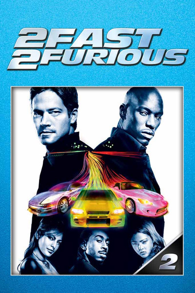 2 Fast 2 Furious [iTunes HD]