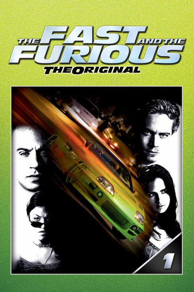 The Fast and the Furious [UltraViolet HD]