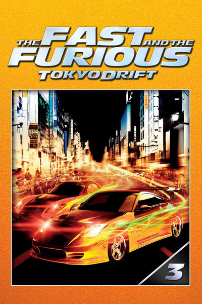 The Fast and the Furious: Tokyo Drift [UltraViolet HD]