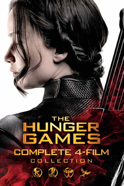 The Hunger Games: Complete 4-Film Collection [UltraViolet HD]