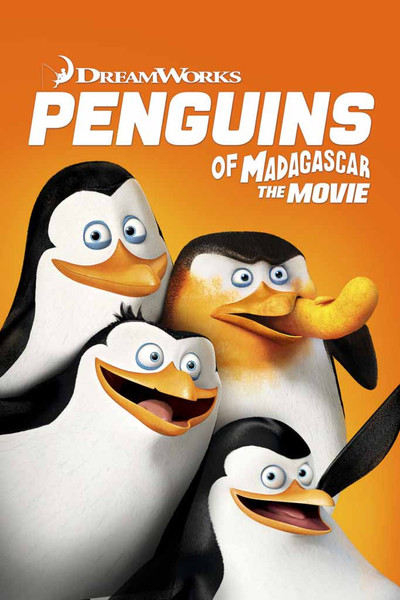 Penguins of Madagascar, The Movie  [UltraViolet HD or iTunes HD]