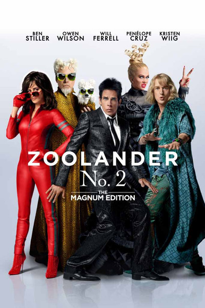 Zoolander No. 2 [iTunes HD]