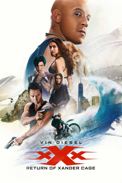 xXx: Return of Xander Cage [UltraViolet HD]