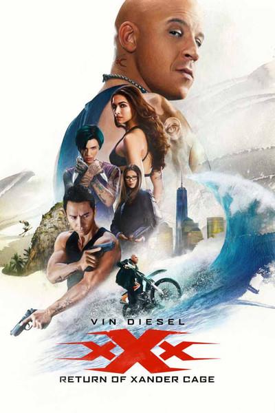 xXx: Return of Xander Cage [iTunes HD]