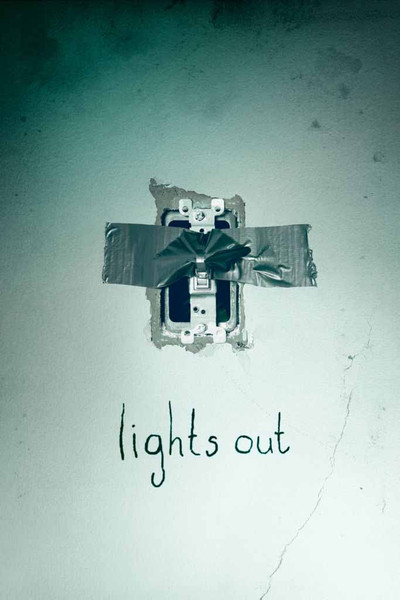 Lights Out [UltraViolet HD or iTunes via Movies Anywhere]
