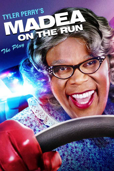 Tyler Perry's Madea On The Run [UltraViolet HD]