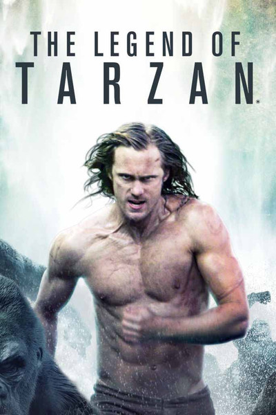 The Legend of Tarzan [UltraViolet HD or iTunes via Movies Anywhere]