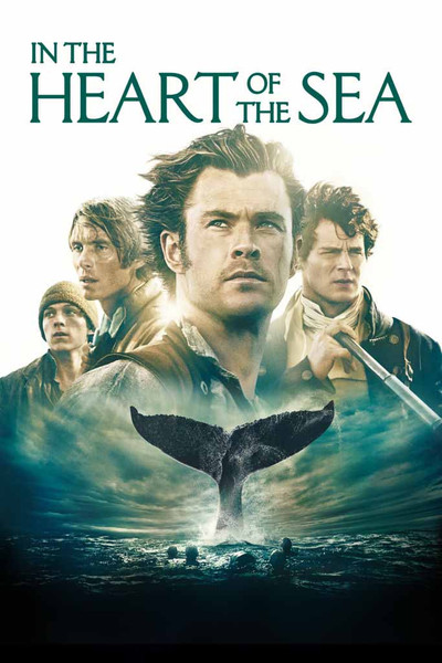 In The Heart Of The Sea [UltraViolet HD or iTunes via Movies Anywhere]
