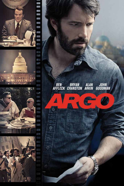Argo [UltraViolet HD or iTunes via Movies Anywhere]