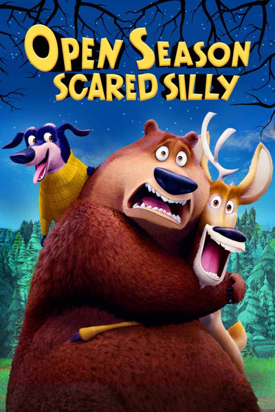 Open Season Scared Silly [UltraViolet HD or iTunes via Movies Anywhere]