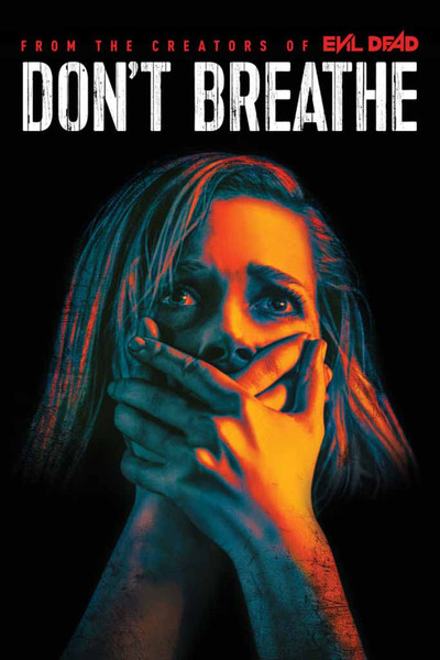 Don't Breathe [UltraViolet HD or iTunes via Movies Anywhere]
