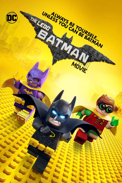 The Lego Batman Movie [UltraViolet 4K]
