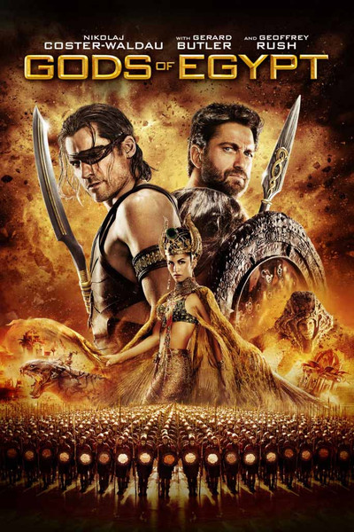 Gods Of Egypt [iTunes HD]