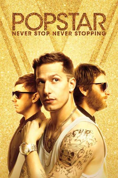 Popstar: Never Stop Never Stopping [UltraViolet HD]