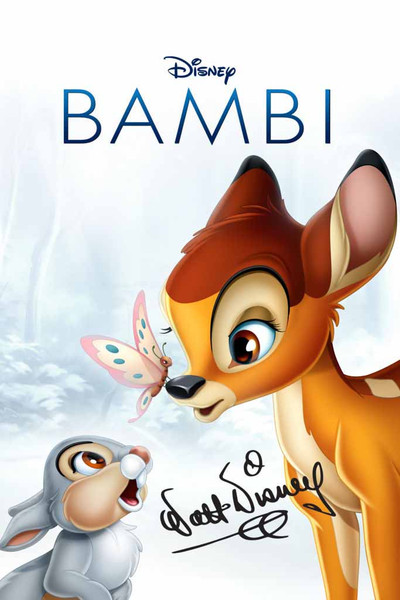 Bambi [Disney Movies Anywhere (DMA)]