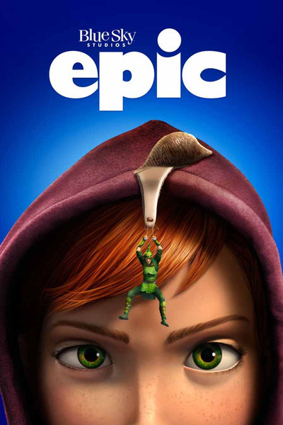 Epic [UltraViolet HD or iTunes via Movies Anywhere]