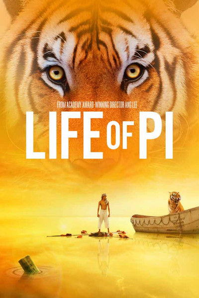 Life Of Pi [UltraViolet HD or iTunes HD]