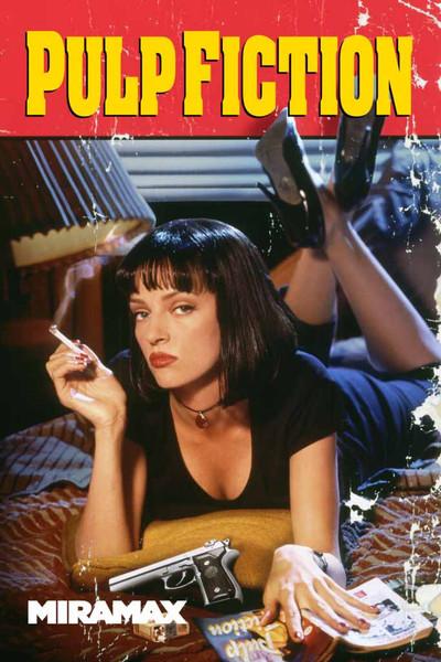 Pulp Fiction [UltraViolet HD]