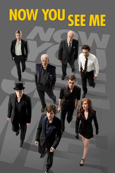 Now You See Me [UltraViolet HD]