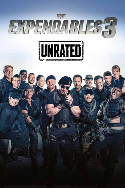 The Expendables 3 UNRATED [UltraViolet HD]