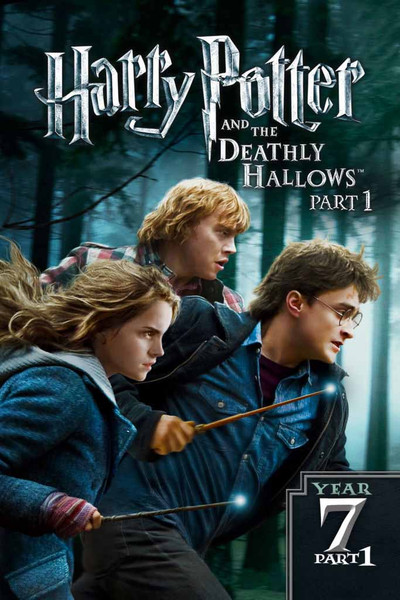 Harry Potter And The Deathly Hallows Part 1 [UltraViolet HD]