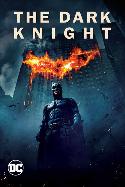 The Dark Knight [UltraViolet HD or iTunes via Movies Anywhere]
