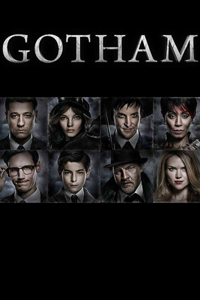 Gotham Season 1 [UltraViolet HD]