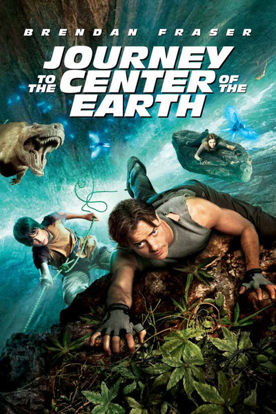 Journey To The Center Of The Earth [UltraViolet HD or iTunes via Movies Anywhere]
