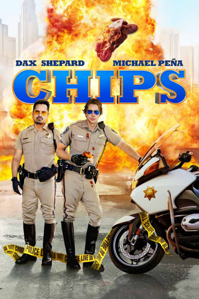 Chips [UltraViolet HD or iTunes via Movies Anywhere]