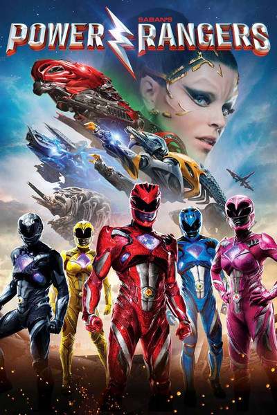 Power Rangers [UltraViolet HD]