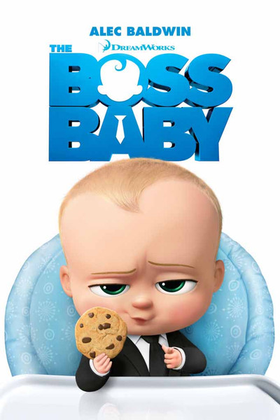 The Boss Baby [UltraViolet or iTunes via Movies Anywhere]