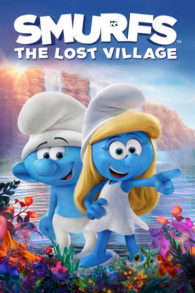 Smurfs The Lost Village [UltraVIolet HD or iTunes via Movies Anywhere]