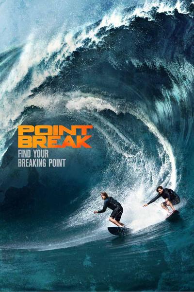 Point Break [UltraViolet 4K]
