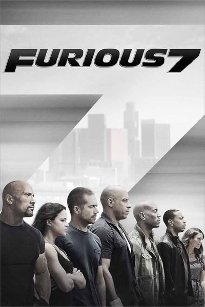Furious 7 [UltraViolet 4K]
