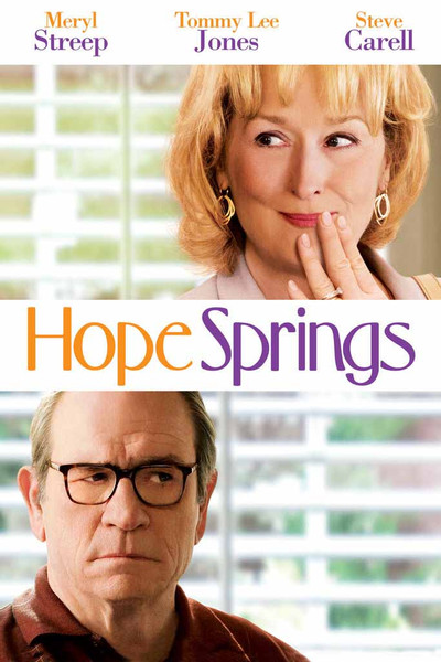 Hope Springs [UltraViolet SD or iTunes SD via Movies Anywhere]