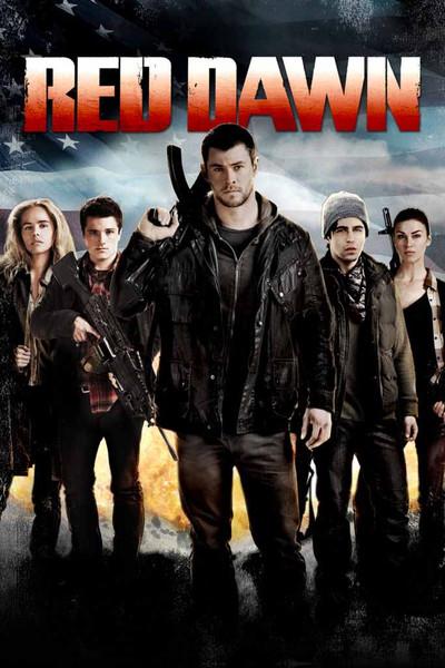 Red Dawn [UltraVioled HD]
