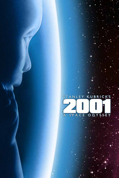 2001: A Space Odyssey  [UltraVIolet HD or iTunes via Movies Anywhere]