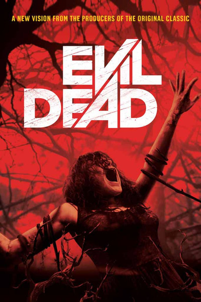 Evil Dead [UltraViolet HD or iTunes via Movies Anywhere]