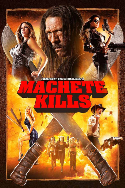 Machete Kills [iTunes HD or Ultraviolet HD via iTunes Redemption]