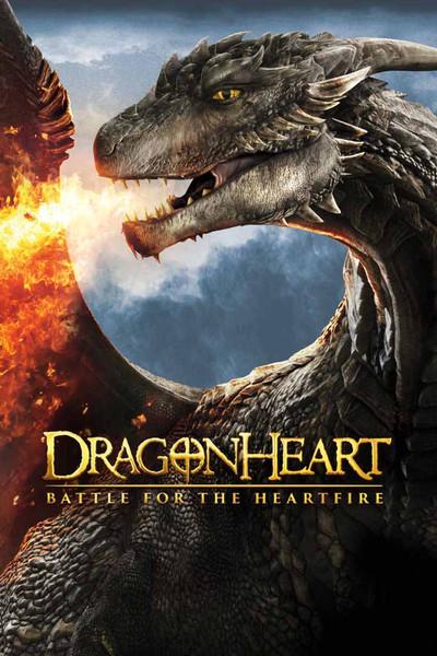 Dragonheart: Battle For The Heartfire [UltraViolet HD]