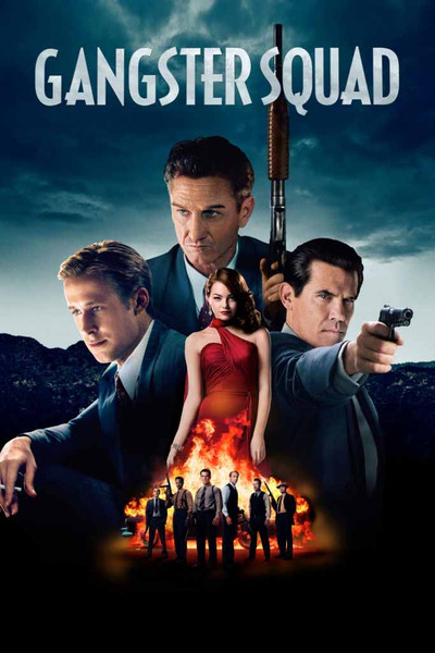Gangster Squad [Movies Anywhere or iTunes via Movies Anywhere]