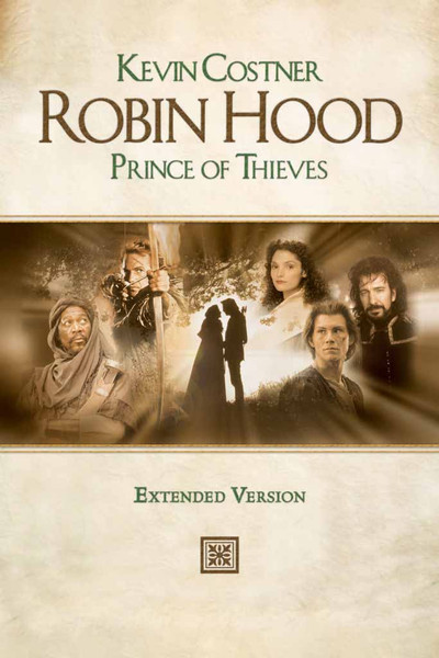 Robin Hood: Prince Of Thieves [UltraViolet HD] EXTENDED CUT
