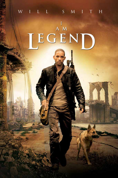 I am Legend [UltraViolet 4K] Read Details