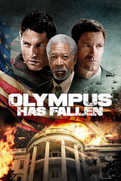 Olympus Has Fallen [UltraViolet SD or iTunes SD via Movies Anywhere]