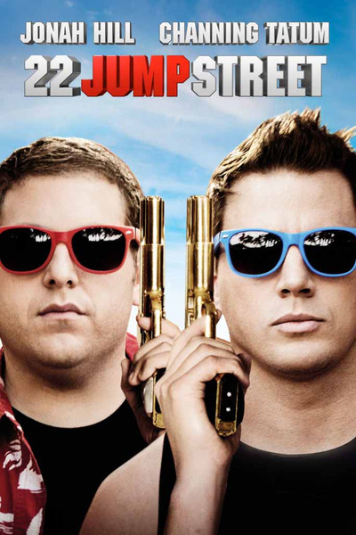 22 Jump Street [UltraViolet HD or iTunes via Movies Anywhere]