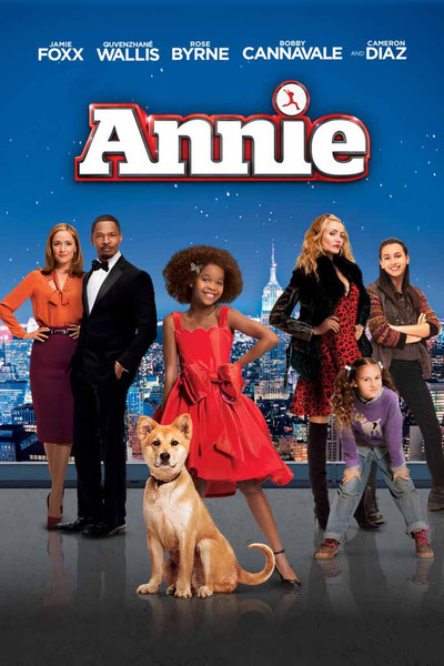 Annie [UltraViolet HD or iTunes via Movies Anywhere]