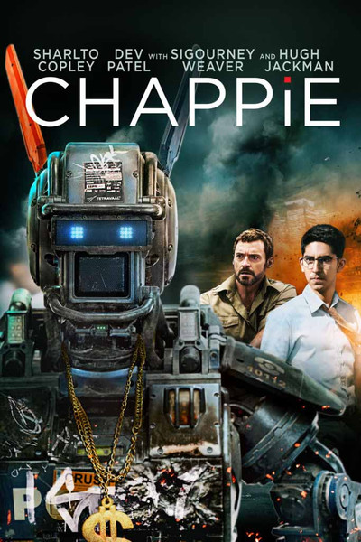 Chappie [UltraViolet HD or iTunes via Movies Anywhere]